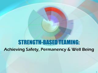 STRENGTH-BASED TEAMING: