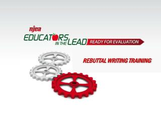 Teacher evaluation in NJ: 2013