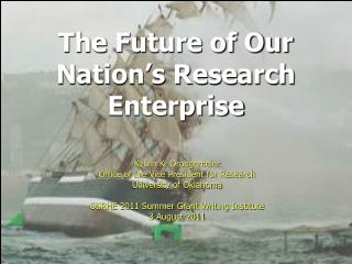 The Future of Our Nation's Research Enterprise