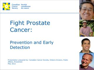 Fight Prostate Cancer: Prevention and Early Detection