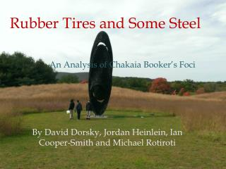 By David Dorsky, Jordan Heinlein, Ian Cooper-Smith and Michael Rotiroti