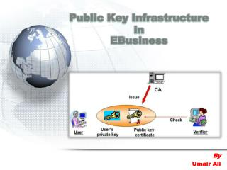 Public Key Infrastructure in  EBusiness