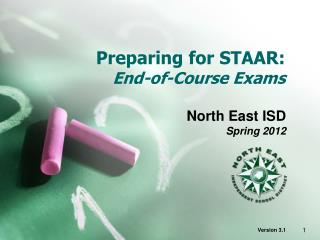 Preparing for STAAR: End-of-Course Exams