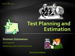 Test Planning and Estimation
