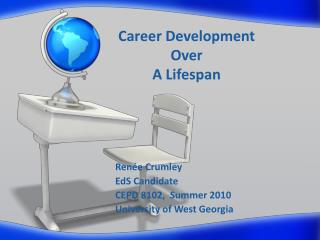 Career Development Over A Lifespan
