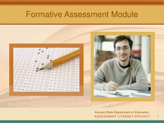 Formative Assessment Module