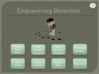 Engineering Detective
