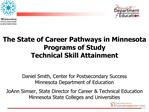 The State of Career Pathways in Minnesota