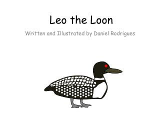 Leo the Loon
