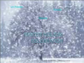 Winter Holiday Celebration