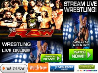 World Tour WWE Presents RAW Live Stream (John Cena Fight) On