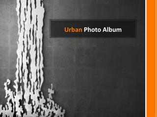 Urban  Photo Album