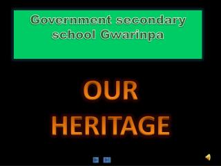 Government secondary school Gwarinpa