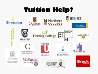 Tuition Help?