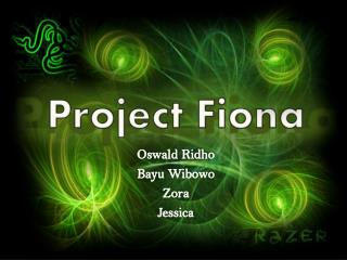 Project Fiona