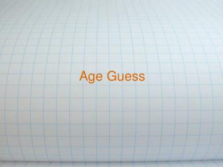 Age Guess