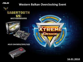 Western Balkan Overclocking Event