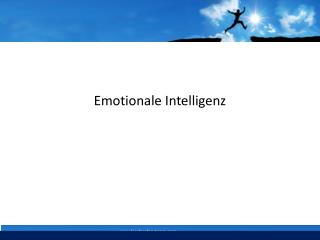 Emotionale Intelligenz