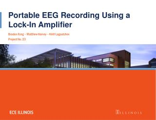 Portable EEG Recording Using a Lock-In Amplifier