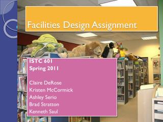 Facilities Design Assignment