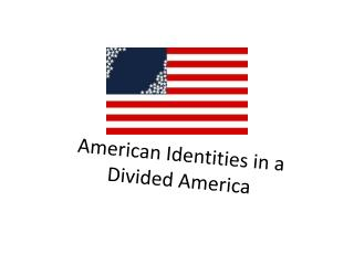 American Identities in a Divided America