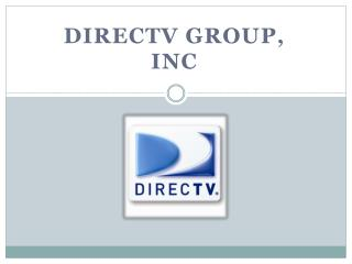 Directv  Group, Inc