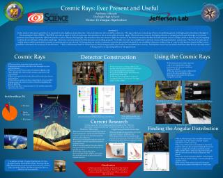 Cosmic Rays: Ever Present and Useful