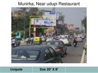 Munirka, Near  udupi  Restaurant