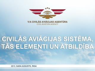 CIVIL AVIATION AGENCY