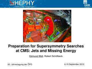 Preparation for Supersymmetry Searches at CMS: Jets and Missing Energy