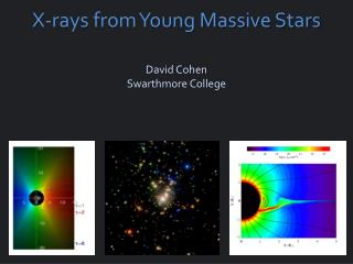X-rays from Young Massive Stars