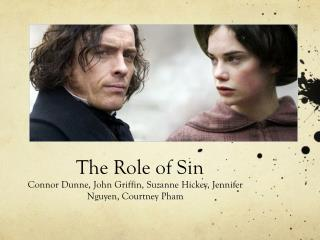The Role of Sin