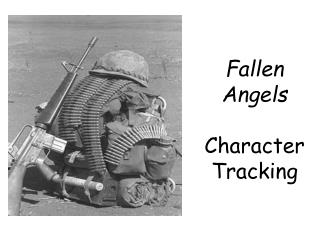 Fallen Angels Character Tracking