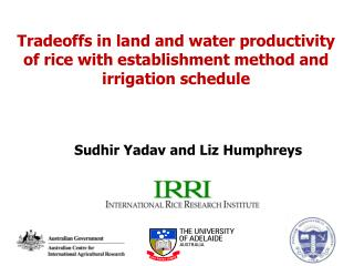 Sudhir Yadav and Liz Humphreys
