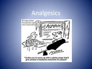Analgesics
