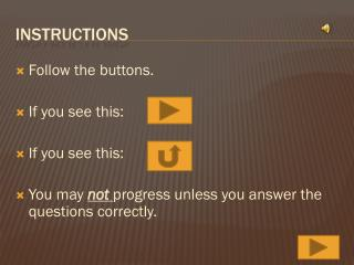 Instructions