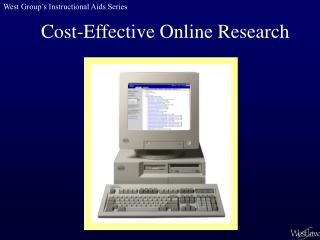 Cost-Effective Online Research