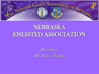 NEBRASKA ENLISTED ASSOCIATION