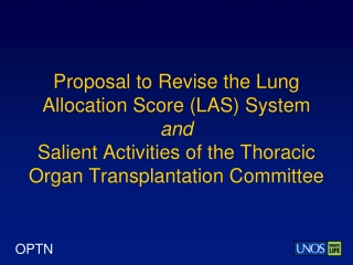 Lung Transplantation for Pediatric Pulmonary Hypertension