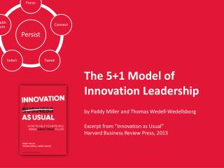 The 5+1 Model of  Innovation Leadership