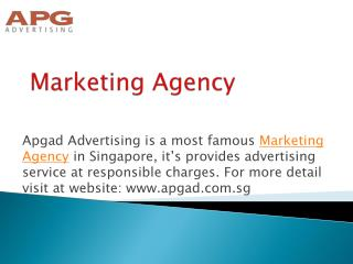 Reliable Ad Agencies,Advertising Agency in singapore