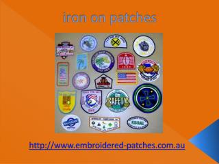 embroidered patches, embroidered badges, printed patches, mo