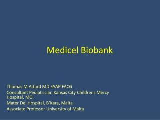 Medicel Biobank