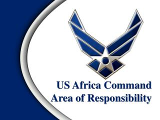 US Africa Command Area of Responsibility