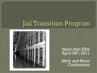 Jail Transition Program