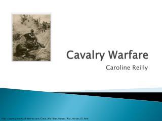 Cavalry Warfare