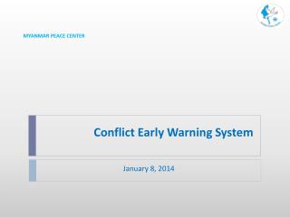 Conflict Early Warning System