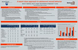 A latent class approach to adolescent sexual behavior