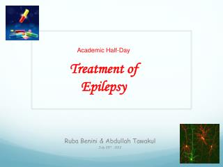 Academic Half-Day Treatment of Epilepsy
