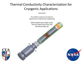 Thermal Conductivity Characterization for Cryogenic Applications